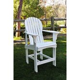 Captiva Counter Height Adirondack Chair