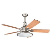 52&quot; Kittery Point 4 Blade Ceiling Fan