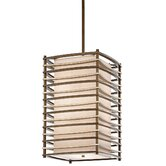 Moxie 4/6 Light Foyer Pendant Light