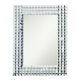 "38"" Mirror in Clear"