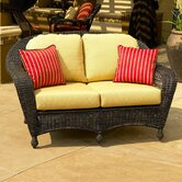 Port Royal Loveseat with Cushions