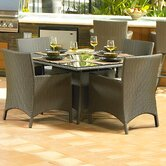 Melrose 5 Piece Dining Set
