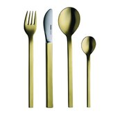 Mono-A Edition 50 Goldplated 4-Piece Set by Peter Raacke