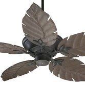 52&quot; Monaco 5 Blade Patio Ceiling Fan
