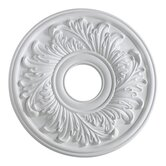 "16"" Ceiling Medallion in Studio White"