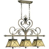 Arianne 3 Light Kitchen Island Pendant