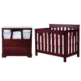 Ethan 2-in-1 Convertible Crib Set