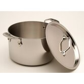 Stainless 4-Qt. Round Casserole