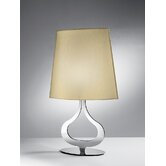 Slight Table Lamp in Vanilla