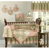 Annabel Collection 9pc Crib Bedding Set
