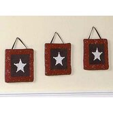 Wild West Cowboy Collection Wall Hangings