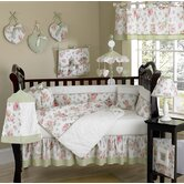 Riley&quot;s Roses Crib Bedding Collection