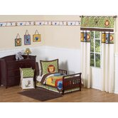 Jungle Time 5 Piece Toddler Bedding Set