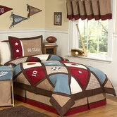 All Star Crib Bedding Collection