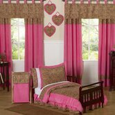 Cheetah Girl Toddler Bedding Collection