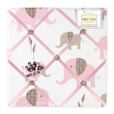 Elephant Pink Collection Memo Board