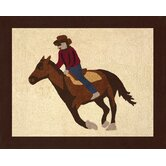 Wild West Cowboy Collection Floor Rug