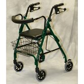 Deluxe Rollator