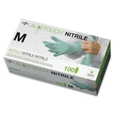 Aloetouch Powder-Free Nitrile Exam Gloves (Set of 100)