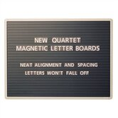 Magnetic Letter Message Boards