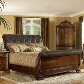 Old World Sleigh Bedroom Collection