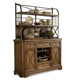 Copper Ridge China Cabinet