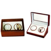 Watch Winder Double Watch Winder in Wooden Case