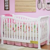 Athena Nadia 3-in-1 Crib in White
