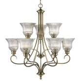 Lancaster 9 Light Chandelier