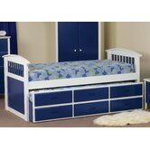 Ruby Single Captains Bed Frame