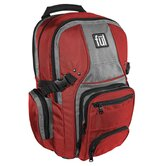 Tennman Computer Backpack in Red