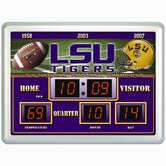 LSU Scoreboard/Clock/Thermometer