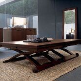 Fixed and Extendable Mascotte Coffee Table