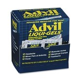 Advil Liqui-Gel (50 Packets of 2)