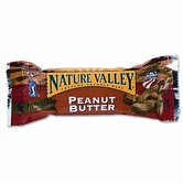 Granola Bars, Peanut Butter Cereal, 1.5oz Bar, 16 Bars per Box
