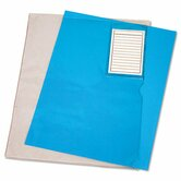 Vinyl File Folder, Letter with Pocket