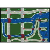 Educational Creataville Kids Rug