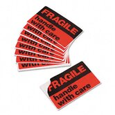 Fragile-Handle with Care Labels, 40/Pack