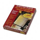 Standard Weight Traditional Polypropylene Sheet Protector (100/Box)