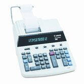 CP1200D Desktop Calculator, 12-Digit Fluorescent, Two-Color Printing