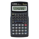 Scientific/Statistical Calc, 158 Fun, 3&quot;x5-3/5&quot;x2/5&quot;, Black