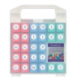Carla Craft Mini Upper Case Letters