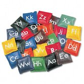 Alphabet Vinyl Bean Bag Set ( Set of 26)
