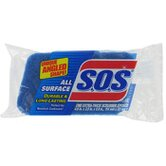 S.O.S. All Surface Scrubber Sponge