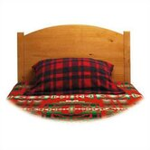 Traditional Twin Panel Headboard