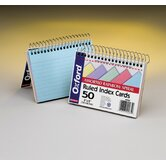 Oxford Spiral Index Cards 3 X 5