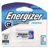 e&sup2; Lithium Photo Battery, 123, 3V