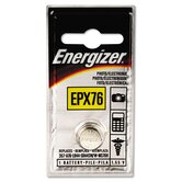 Watch/Electronic Battery, Silvox, Epx76, 1.5V, Mercfree
