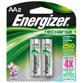 AA ACCU Rechargeable High Energy Battery (2 Pack)