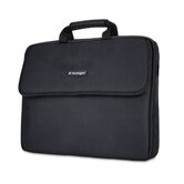 "Kensington Sp 17 17"" Laptop Sleeve, Padded Interior, Interior/Exterior Pockets"